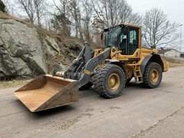 wheel loader Volvo L 90F 2008