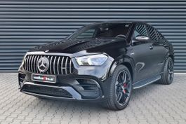 suv car Mercedes-Benz GLE-klasse Coupé 63 S AMG 4MATIC+ Volleder - 22'' - 612 pk 2021