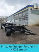 swap body trailer Krone BDF ATL 20 JUMBO - Lafette 1.000 mm Ladehöhe! 2011