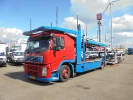 car transporter truck Volvo FM 420 ANALOGE TACHO 2004