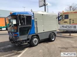 Road sweeper truck Ravo 5002 560 Veeg / Kehr / Sweep / Sprühen / Kippen - NL truck - RHD 1996