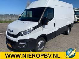 Kastenwagen Iveco daily 35c14  l3h2 airco automaat 110000km 3500kg trekhaak 2017