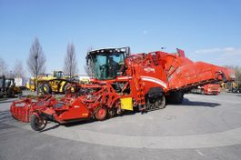 combine - harvester Grimme MAXTRON 620, tracked, 6-row, 22t / 33m3 tank 2013