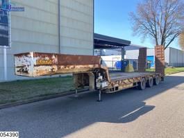 Tieflader Auflieger ACTM Lowbed 57500 kg, B 2,47 + 2x 0,25 mtr 1989