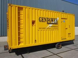 generator Cummins 20ft. Cummins KTA50-G1 - 1000kVA 2003