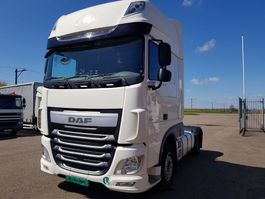 cab over engine DAF XF 106 FT XF 106.460 2016