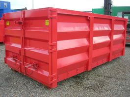 open top shipping container 20m³