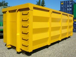 dry standard shipping container 30m³
