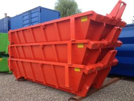 open top shipping container STAPELBARE AFZETCONTAINERS 8m³