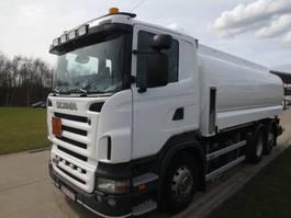 tank truck Scania R380 - REF 557 2006