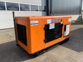 generator Hyundai 15 kVA silent generatorset 2014