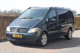 Campingbus Mercedes-Benz Viano 111 CDI AIRCO CAMPER KENTEKEN GEEN BTW 2004