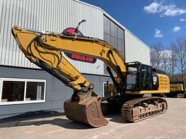 crawler excavator Caterpillar 352FL, nice and clean,CE 2016
