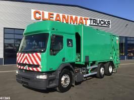 garbage truck Renault Premium 320 26 Manual 20m³ 2005