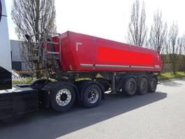 Schmitz Cargobull 3 ASSIGE KIPPER TRAILER 2015