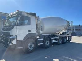 concrete mixer truck Volvo FMX 460 10x4 2021