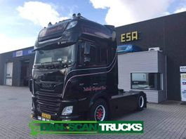 cab over engine DAF XF 530 Custom Truck special interior 2019