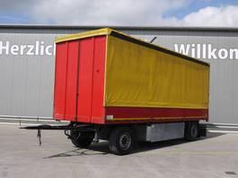 tipper trailer Schmitz Cargobull AFG 18 2012