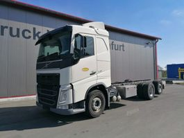 chassis cab truck Volvo FH 540 Full AIR - Automatik - Euro6 2014