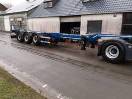 Container-Fahrgestell Auflieger D-TEC Flexitrailer 2015