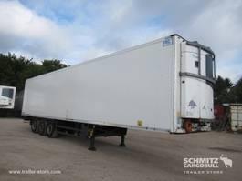 refrigerated semi trailer Schmitz Cargobull Semitrailer Reefer Standard Dubbele laadvloer 2013