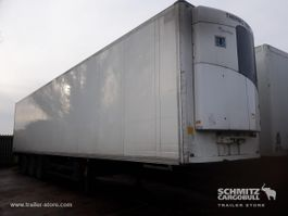 refrigerated semi trailer Schmitz Cargobull Semitrailer Reefer Standard Dubbele laadvloer 2015