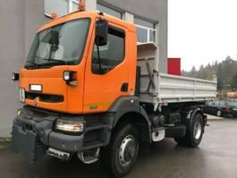 tipper truck > 7.5 t Renault Kerax 370 4X4 Tipper