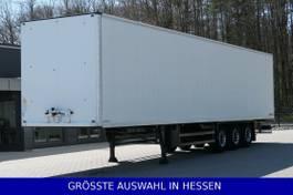 closed box semi trailer Schmitz Cargobull Doppelstock isoliert € 425.-mtl.Rate 2017