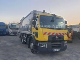 garbage truck Renault 280 Euro6 Terberg 2015