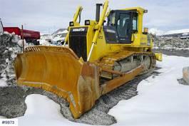 crawler dozer Komatsu D85EX 15EO 2007