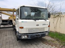 Container-LKW Nissan ECO T 160 .90 Mechnical pump engine 1999