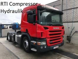 cab over engine Scania P380 p 380 , RTI compressor , dubbel hydraulik systeem , 500.000 km 2007