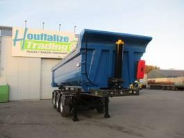 Kippauflieger Masterbenne NEW !!! Hardox - FULL STEEL - 3 axles / 22 cubic 2020