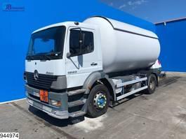 tank truck Mercedes-Benz Atego 1823 19908 Liter LPG Gas tank, Manual, Steel suspension 2004