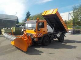 other trucks MAN L2000 10.220 Winderdienst Kipper 10.220 12.220 1996