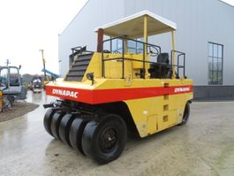 pneumatic tired compactor Dynapac CP271 2009