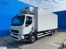 refrigerated truck Volvo FL240 Thermoking, Manual 2009