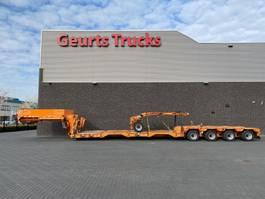 lowloader semi trailer Goldhofer STZ-VL4-50/80 + DOLLY SX1-30/80  1+4 LOWLOADER/DIEPLADER/TIEFLADER 2007