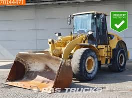 wheel loader Caterpillar 950H 8940 HOURS! 2010
