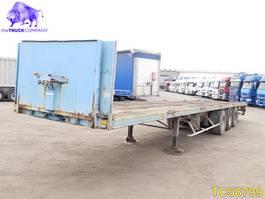 flatbed semi trailer Trailor Flatbed 1994