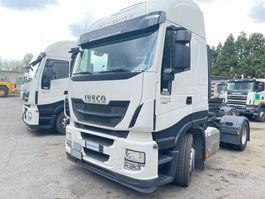 cab over engine Iveco Stralis 480