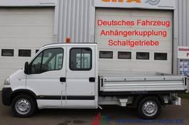 platform lcv Opel 2.5 CDTI-7 Sitzer-AHK-Nur 67 TKm Schalter 2005