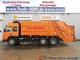 garbage truck Volvo FM 7 HallerX2 5Sitzer*Klima*Retarder*DeutscherLKW 2002