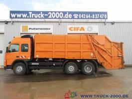 garbage truck Volvo FM HallerX2 5Sitzer*Klima*Retarder*DeutscherLKW 2002