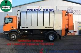 garbage truck MAN TGM 18 18.250BL Faun Rotopress 516 Zöller Schüttung 2010