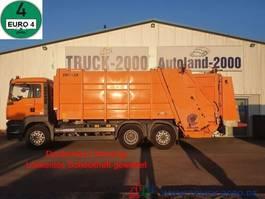 garbage truck MAN TGA 26 Zoeller XXL+1.3 Schüttung TÜV 08-21 2008