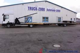 loading ramp - car transporter lcv Iveco 100E22 für PKW-Transporter-Wohnmobile 2014