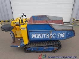 other construction machine Andere Maveco Minitrac Ketten Dumper Kipper 600 kg NL 1998