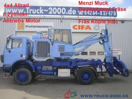 other construction machine Andere 1831 4x4 Menzi Muck Baumstumpf- Wurzelfräse 1995