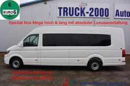closed lcv Volkswagen TGE 3.180 Transfer-Luxus 9-Sitzer Leder 2019